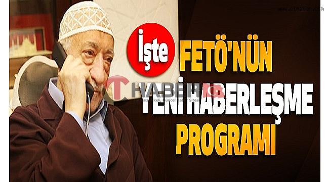 FETÖ'nün Yeni Haberleşme Programı Ortaya Çıktı